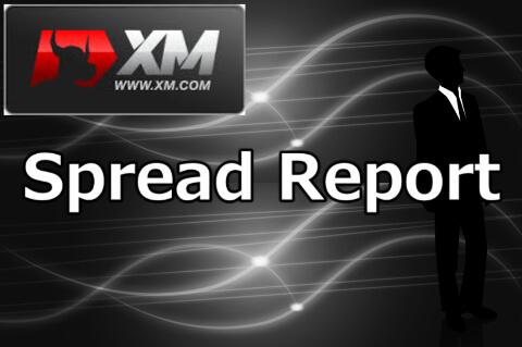 xm.comスプレッドレポート