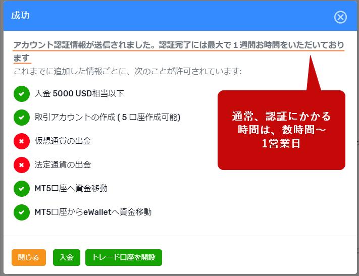 FXGT登録ボーナス6