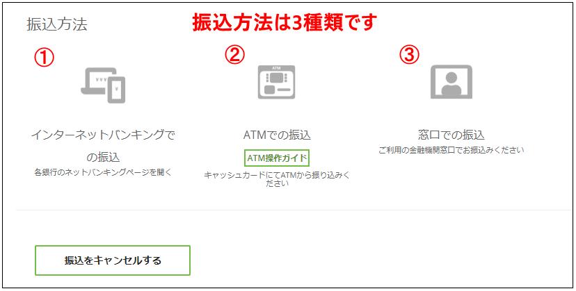 TitanFX入金_国内銀行送金入金方法手順_pc6