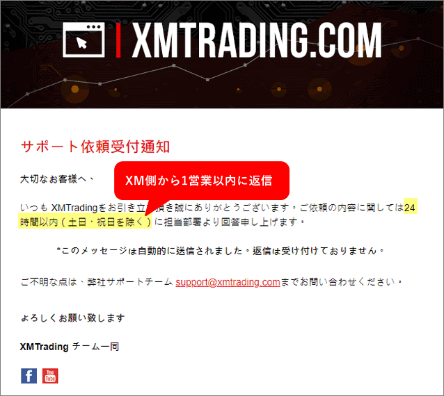 XM_サポート_依頼受付通知